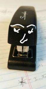 stapler maw